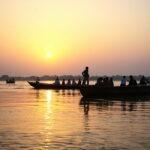 Boottocht op de Ganges met Maarten Olthof door Harold Pereira