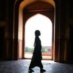 Met Maarten Olthof in India
