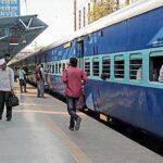 Indiase trein