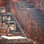 Opgraving van boeddhistische universiteit Nalanda met Maarten Olthof © Harold Pereira