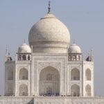 Boeddhistische pelgrimstocht per trein - India en Nepal: treinstop in Agra voor wereldwonder Taj Mahal © Maarten Olthof