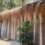 Meditatiezaal aan het strand in Goa - met Maarten Olthof