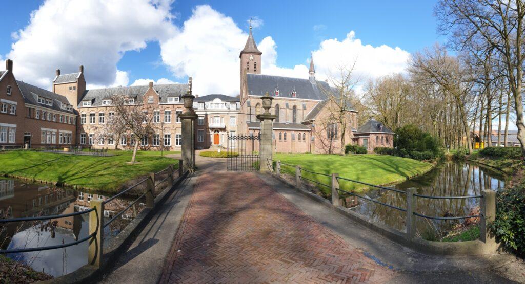 Hilligenpad - Klooster Denekamp © Maarten Olthof